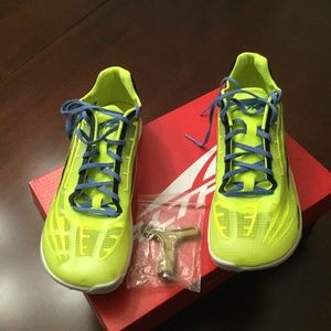Altra Indoor Track Shoes